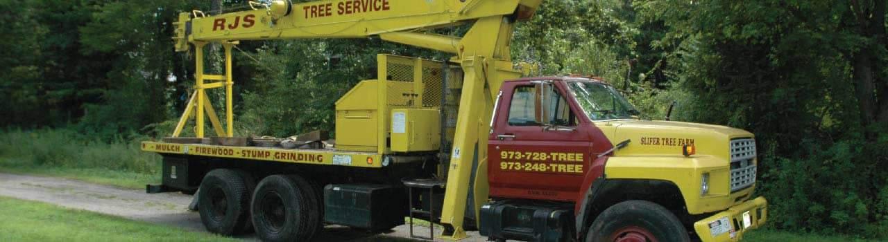 RJS Tree Service - Crane Service