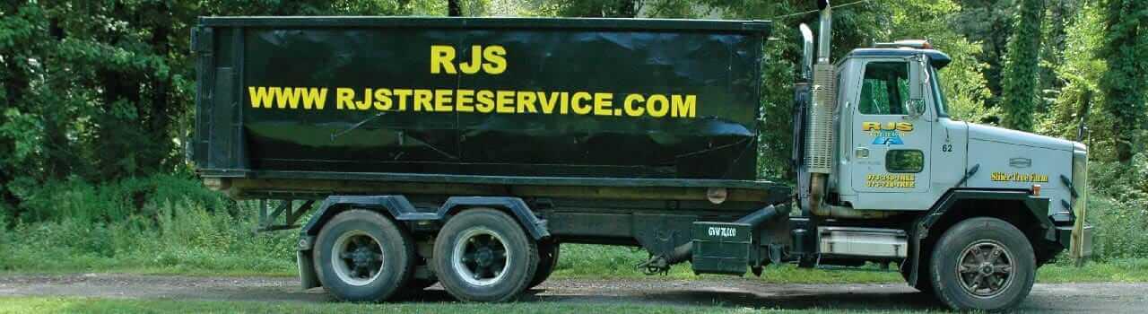 RJS Tree Service - Dumpster Service